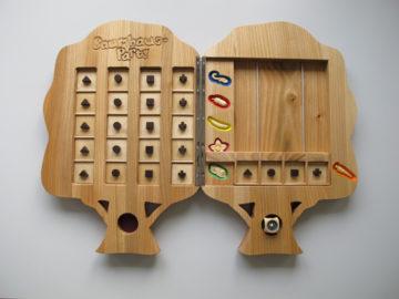 Baumhausparty: hergestellt in Zollikofen von Rolf Glauser