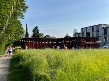 Einweihungsfest Schweizerisches Blindenmuseum anders sehen