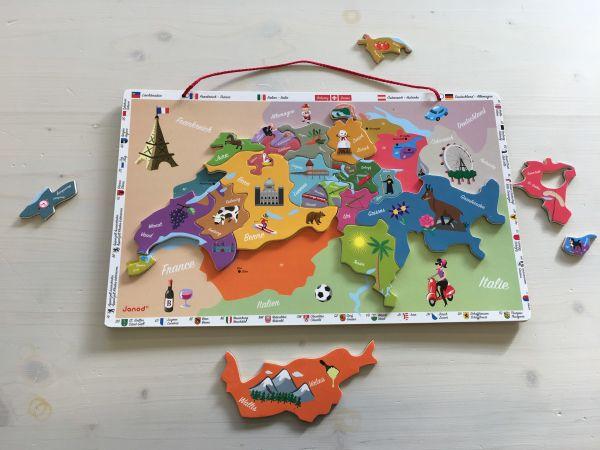 CH Puzzle (magnetisch)
