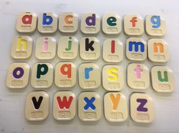 Braille Buchstaben